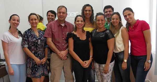 Último módulo de MBA em Gestão, Auditoria e Acreditação em Saúde.