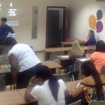 IESPe recebe novos alunos de Cuidados Intensivos e Nutrição