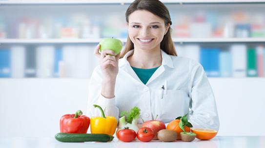4 cursos de pós-graduação em Nutrição para fazer em JF