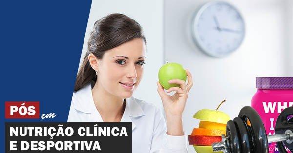 Nutrição Clínica e Desportiva