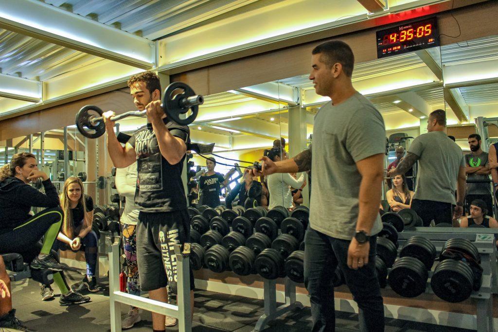 Pós em Fitness e Saúde - IESPE