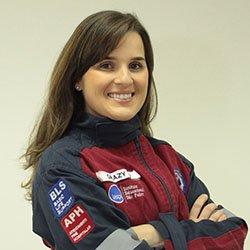 Enfermeira Grazielli Gava