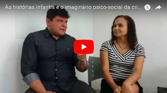 [Live] As histórias infantis e o imaginário psico-social