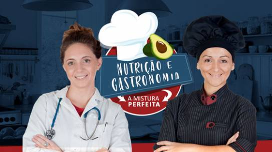 Workshop: Nutrição e Gastronomia, a mistura perfeita! (edição extra)