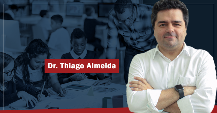 Curso: metodologias Ativas com Dr. Thiago Almeida