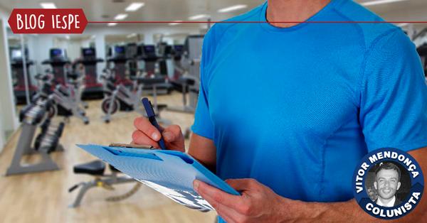 Erros na prescrição de exercícios