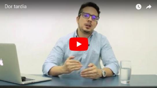[Live] Dor tardia – Raphael Soares