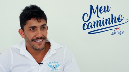 A história de Rafael Augusto na Enfermagem