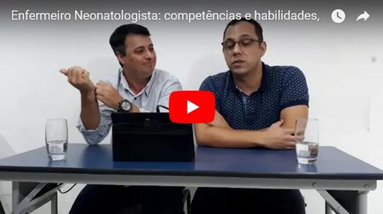[Live] Enfermeiro Neonatologista: competências e habilidades