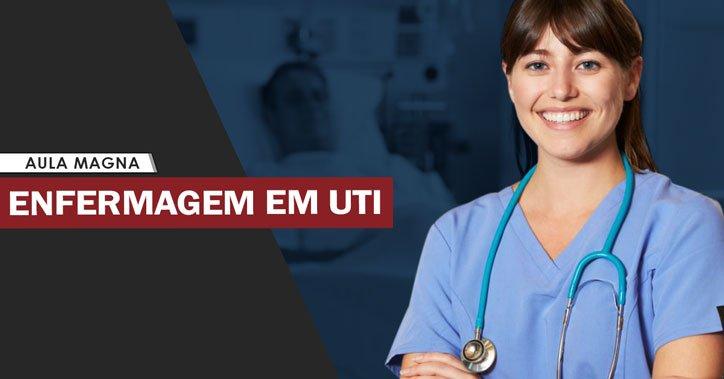 Aula Magna – Pós de Enfermagem em Cuidados Intensivos (UTI) Adulto e Neonatal