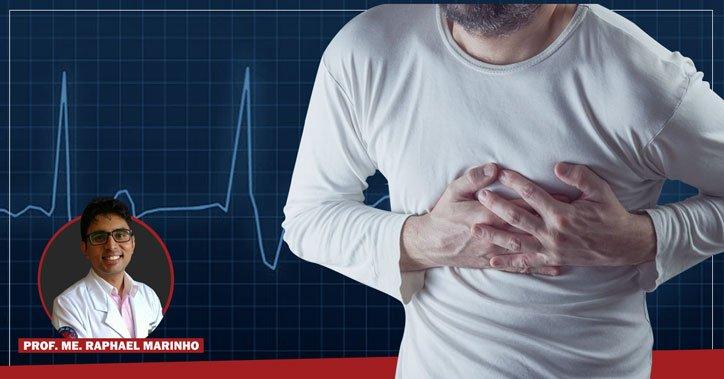 SCA - Síndromes Coronarianas Agudas | Raphael Marinho