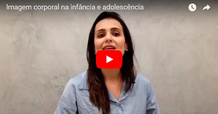 Live do IESPE - Imagem corporal na infância e adolescência - Flávia Cipriani