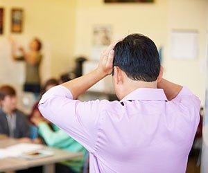 Saúde do professor na sala de aula: como evitar o burnout
