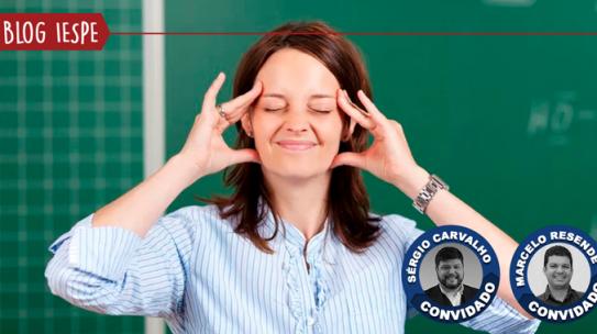 A saúde do professor na sala de aula: como combater o burnout?