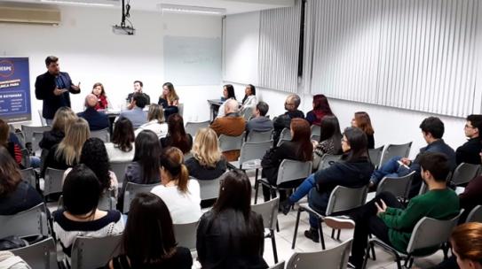 Lançamento dos cursos de Arquitetura no IESPE reúne mais de 60 profissionais