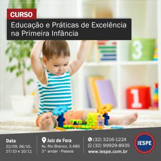Educação e Práticas de Excelência na Primeira Infância