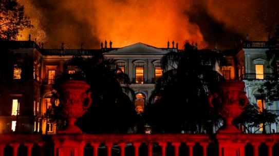 Incêndio no Museu Nacional: fundador do CICOP Brasil aponta possíveis soluções