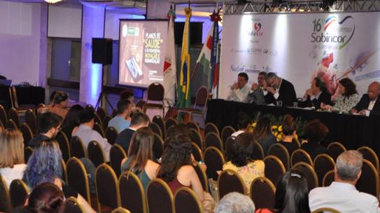 Professores do IESPE palestram no 16º Congresso Sabincor de Cardiologia