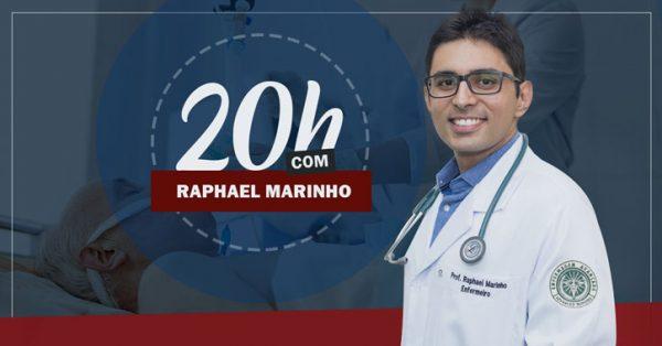 Urgências e Emergências do Sistema Respiratório e Ventilação Mecânica em Adultos - 20h com Raphael Marinho
