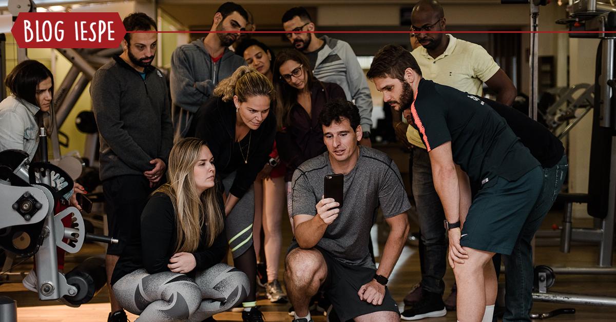 Professores renomados de nutrição e fitness ministram aulas no IESPE
