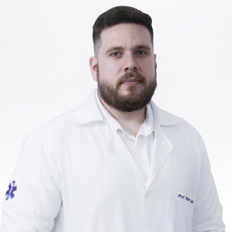 Bruno de Luna Oliveira - professor do IESPE