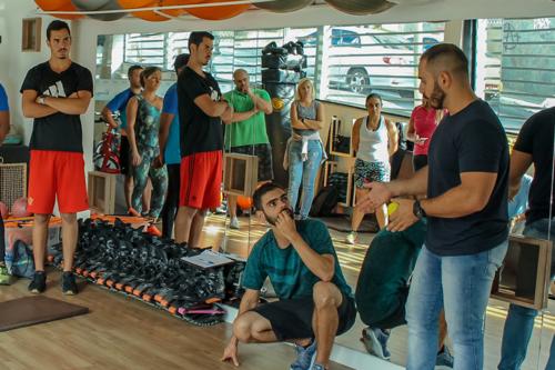 Workshop Fitness e Saúde - Leonardo Matta