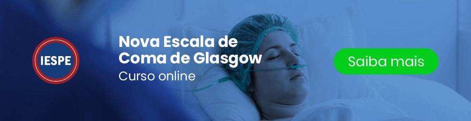 Nova Escala de Coma de Glasgow - Curso online