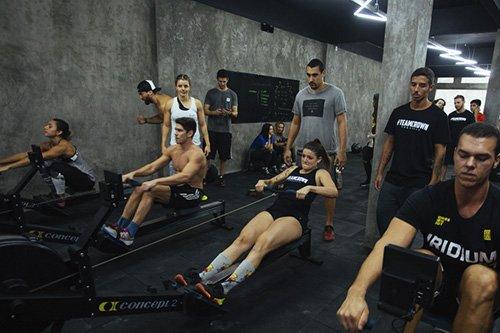 Ciência do Esporte RJ - Crossfit Crown