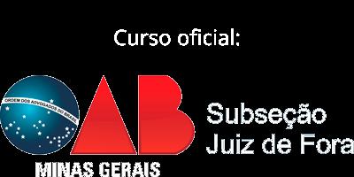 Logo Curso oficial OAB JF