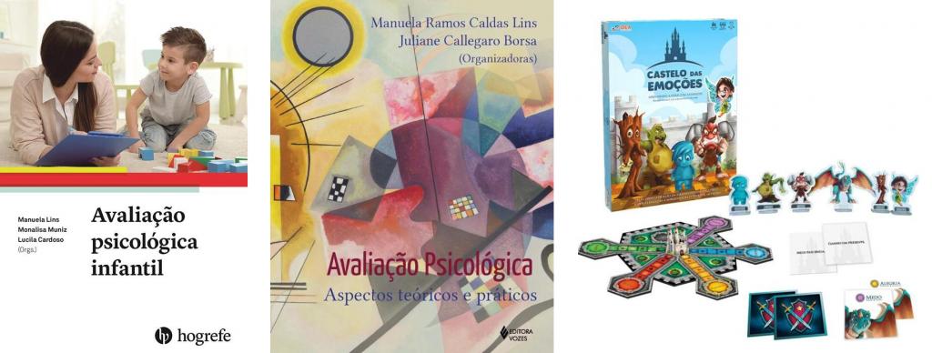 Livros Manuela Lins