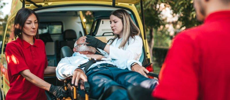 Trombolítico em pacientes acometidos pelo IAM no pré-hospitalar