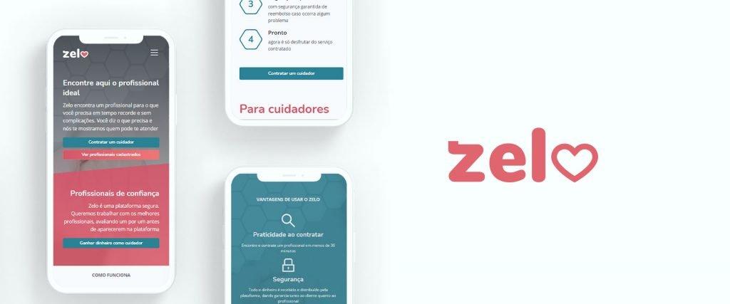 Nova plataforma Zelo