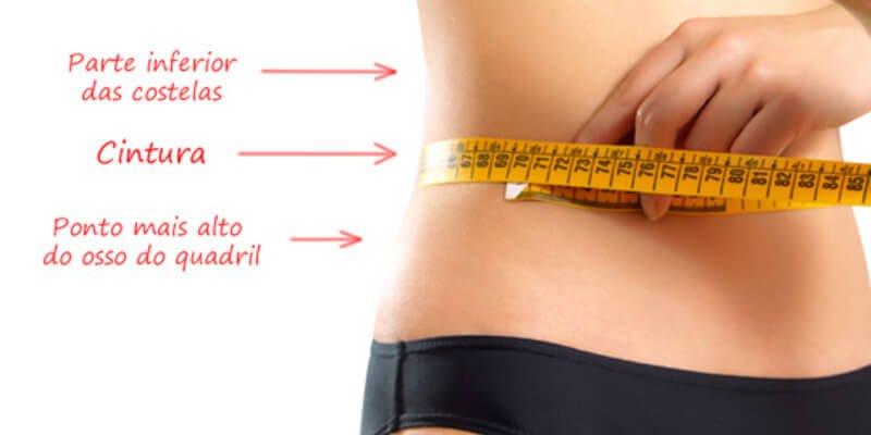 Avaliação de composição corporal